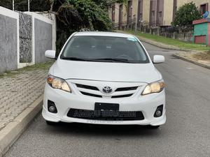 Toyota Corolla 2013 White | Cars for sale in Abuja (FCT) State, Asokoro
