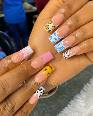 Acrylic Nails   Health & Beauty Services for sale in Rivers State, Port-Harcourt