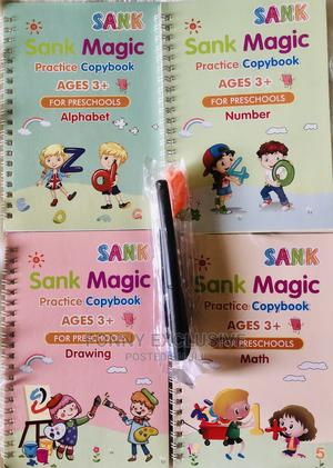 SANK Magic Practice Copybook | Babies & Kids Accessories for sale in Abuja (FCT) State, Gwarinpa