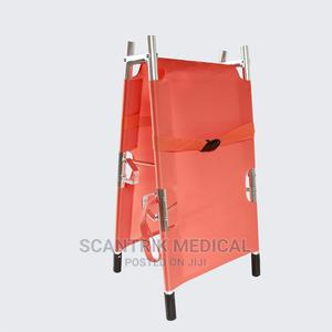 Folding Portable Camping Bed Stretcher   Medical Supplies & Equipment for sale in Cross River State, Calabar