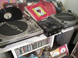 DJ Turntable Direct Drive + Numark Mixer + Amp   Audio & Music Equipment for sale in Lagos State, Ojo