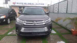 Toyota Highlander 2014 Gray | Cars for sale in Lagos State, Lekki