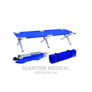 Light and Handy Aluminum Alloy Folding Stretcher | Medical Supplies & Equipment for sale in Benue State, Katsina-Ala