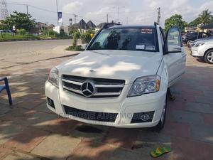 Mercedes-Benz GLK-Class 2011 350 White | Cars for sale in Lagos State, Amuwo-Odofin