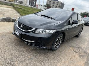 Honda Civic 2013 Black   Cars for sale in Abuja (FCT) State, Gwarinpa