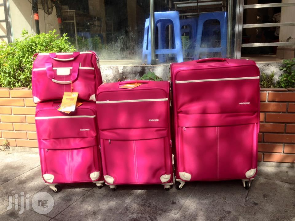 Sensamite 4set Luggage