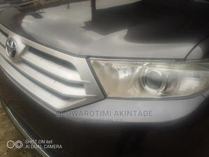 Toyota Highlander 2009 Limited Gray | Cars for sale in Lagos State, Ikeja