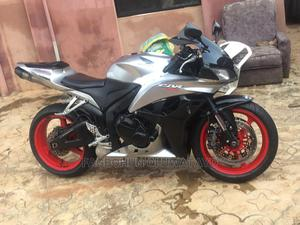 Honda CBR 2010 Gray | Motorcycles & Scooters for sale in Lagos State, Ikorodu