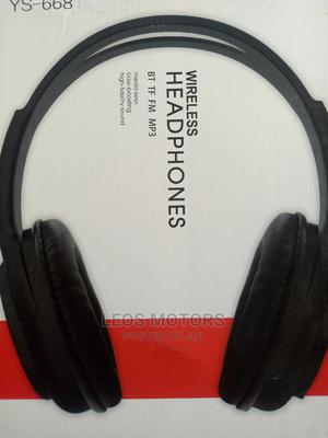 2 Unit of This Brand New Headset YS-668 | Accessories for Mobile Phones & Tablets for sale in Abuja (FCT) State, Kubwa