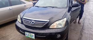 Lexus RX 2006 400h Black   Cars for sale in Delta State, Warri