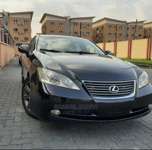 Lexus ES 2008 350 Black | Cars for sale in Lagos State, Ogba