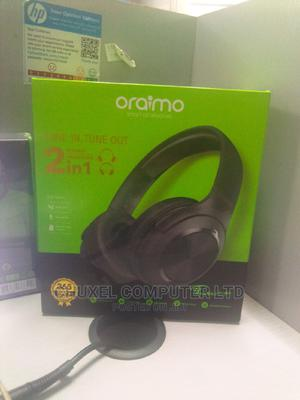 2in1 Oraimo Headset | Accessories for Mobile Phones & Tablets for sale in Rivers State, Port-Harcourt