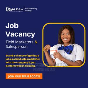 Field Sales And Marketing Personnel Wanted   Advertising & Marketing Jobs for sale in Lagos State, Ikeja