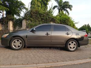 Honda Accord 2007 2.4 Exec Automatic Gray | Cars for sale in Abuja (FCT) State, Jabi
