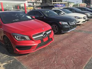Mercedes-Benz CLA-Class 2015 Red | Cars for sale in Lagos State, Ikeja