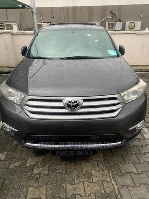 Toyota Highlander 2012 Limited Gray | Cars for sale in Lagos State, Lekki