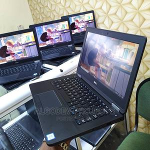 Laptop Dell Latitude 5280 4GB Intel Core I5 HDD 500GB   Laptops & Computers for sale in Lagos State, Ikeja