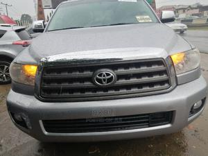 Toyota Sequoia 2008 Gray | Cars for sale in Lagos State, Ojodu