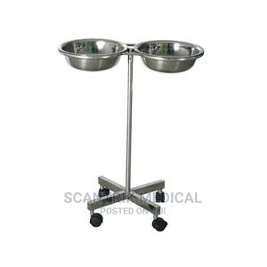 High Quality Basin Stand Hospital Bowl Stand Wash Hand Stand   Medical Supplies & Equipment for sale in Rivers State, Port-Harcourt