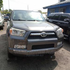 Toyota 4-Runner 2014 Gray | Cars for sale in Lagos State, Amuwo-Odofin