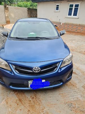 Toyota Corolla 2012 Blue | Cars for sale in Edo State, Benin City