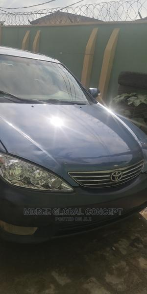 Toyota Camry 2005 2.4 XLE Blue | Cars for sale in Lagos State, Ipaja