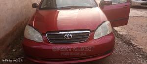 Toyota Corolla 2005 1.4 C Red   Cars for sale in Oyo State, Egbeda