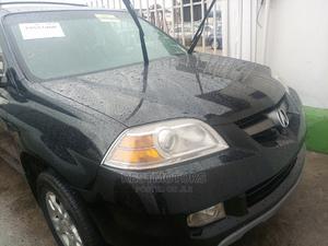 Acura MDX 2004 Sport Utility Black   Cars for sale in Lagos State, Ojodu