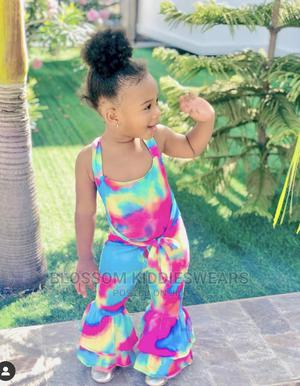 Beautiful Jumpsuit for Baby Girl | Children's Clothing for sale in Edo State, Benin City