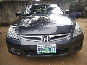 Honda Accord 2006 2.4 Executive Blue   Cars for sale in Rivers State, Obio-Akpor