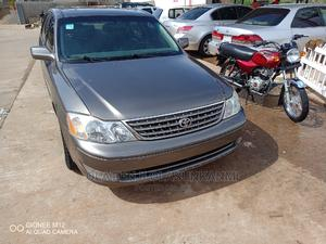 Toyota Avalon 2003 XLS W/ Bucket Seats Gray | Cars for sale in Plateau State, Jos