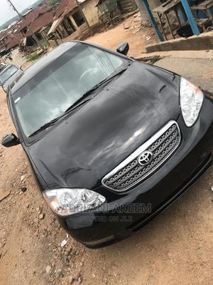 Toyota Corolla 2003 Sedan Black | Cars for sale in Osun State, Ede