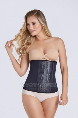Fajas Colombiana Sculpting 3 Row Hook Latex Waist Trainer CU   Clothing Accessories for sale in Lagos State, Ajah