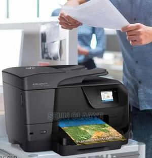 Hp Officejet Pro 8710 | Printers & Scanners for sale in Lagos State, Maryland