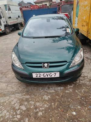 Peugeot 307 2005 1.6 Premium Green   Cars for sale in Lagos State, Isolo