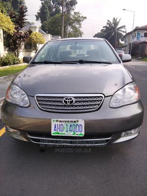 Toyota Corolla 2004 Gray | Cars for sale in Rivers State, Obio-Akpor