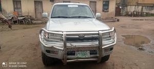 Toyota 4-Runner 2000 Silver | Cars for sale in Lagos State, Amuwo-Odofin