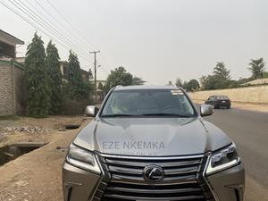 Lexus LX 2018 570 (5 Seats) AWD Gray   Cars for sale in Abuja (FCT) State, Utako