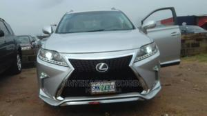 Lexus RX 2012 350 FWD Silver | Cars for sale in Imo State, Owerri
