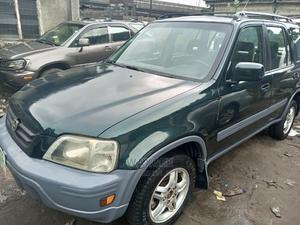 Honda CR-V 1998 Green | Cars for sale in Lagos State, Surulere