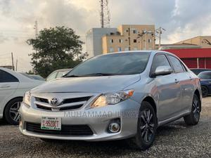 Toyota Corolla 2013 Silver | Cars for sale in Abuja (FCT) State, Jahi