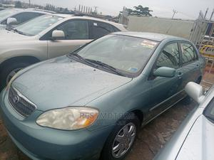 Toyota Corolla 2005 LE Green   Cars for sale in Lagos State, Ojodu