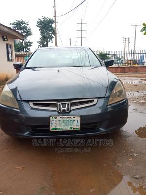 Honda Accord 2005 Gray | Cars for sale in Lagos State, Ikorodu