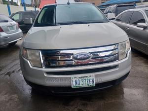 Ford Edge 2008 Silver   Cars for sale in Lagos State, Ifako-Ijaiye
