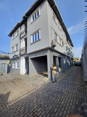 Furnished 3bdrm Block of Flats in Akoka for Rent | Houses & Apartments For Rent for sale in Yaba, Akoka