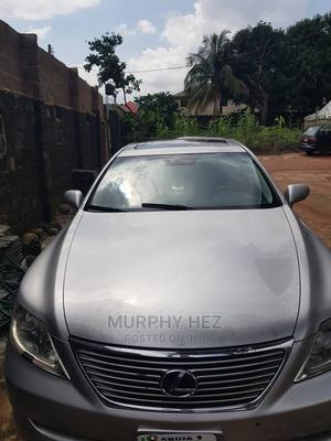 Lexus LS 2009 460 L AWD Silver | Cars for sale in Imo State, Owerri