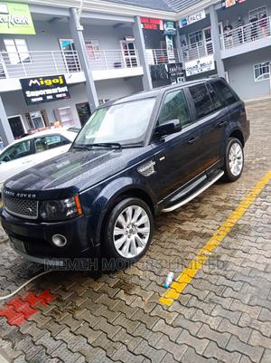 Land Rover Range Rover Sport 2008 Blue | Cars for sale in Delta State, Oshimili South