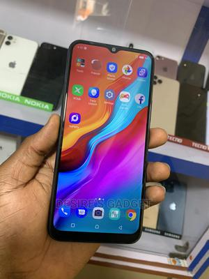 Infinix Hot 8 Lite 32 GB Blue | Mobile Phones for sale in Lagos State, Ikeja