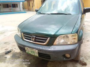 Honda CR-V 2000 Green | Cars for sale in Lagos State, Oshodi