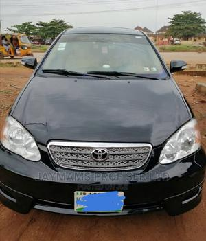 Toyota Corolla 2006 S Black | Cars for sale in Lagos State, Kosofe